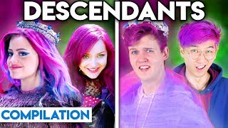 DESCENDANTS WITH ZERO BUDGET! (BEST OF COMPILATION BY LANKYBOX!)