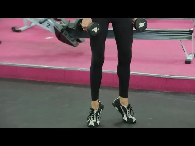 Calf Workouts for Sprinters : Staying Fit & Strong
