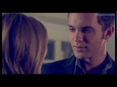 The Secret Circle - 1x16 Adam and Cassie Kiss