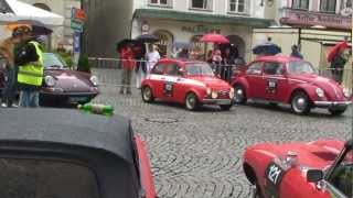 preview picture of video 'Fine Sports Cars (1934 - 1972) @ Steyr / Ennstal Classic 2012'