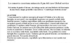 preview picture of video 'Lettera dalla camorra di Marcianise'