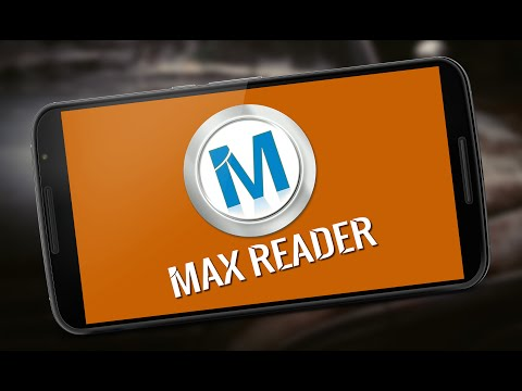 Video of Max Reader