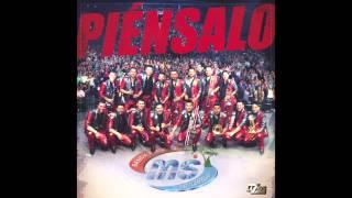 BANDA MS - PIENSALO 2015 (AUDIO)