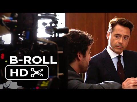 The Judge (B-Roll 1)