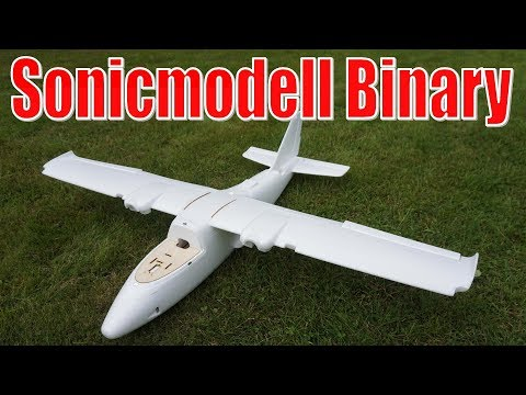 Sonicmodell Binary. New platform for aerial photography