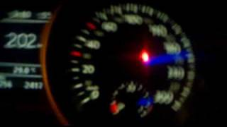 preview picture of video '2010' Vw Golf R20 0-200 km/h DSG (djelfa's city southern exit)'