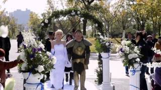 Awesome Cosplay Wedding 一场三次元的婚礼突破天际