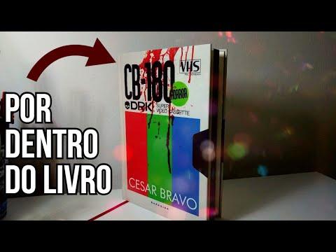 Folheando VHS: Verdadeiras Histórias de Sangue, de Cesar Bravo