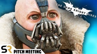 The Dark Knight Rises Pitch Meeting