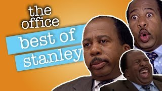 The Best Of Stanley  - The Office US - Video Youtube