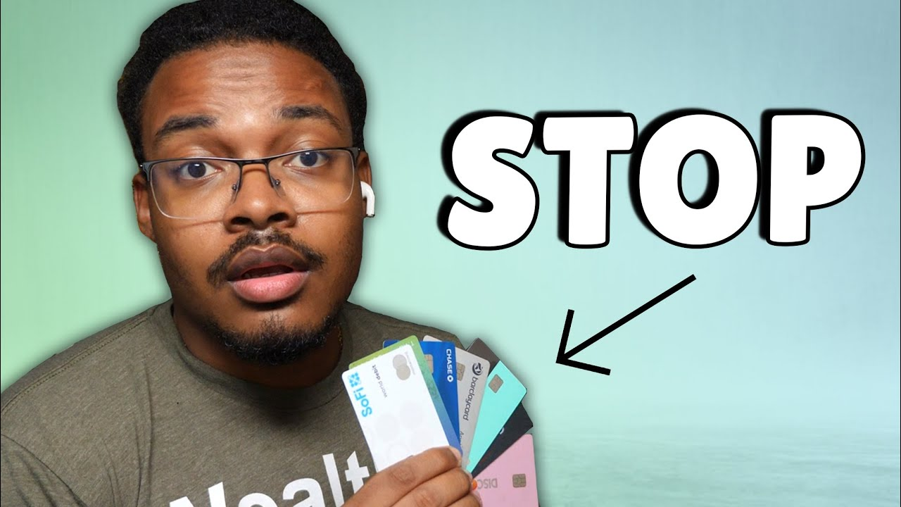 Why I Stopped Applying For Credit Cards