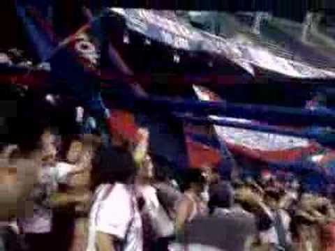 """""""En victoria hay una banda"""" Barra: La Barra Del Matador • Club: Tigre"""