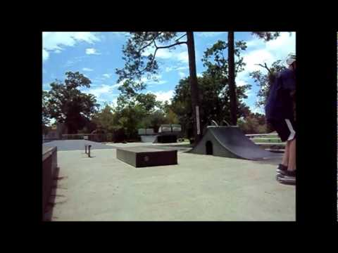 Bayou Wheels Skatepark, New Iberia, Louisiana
