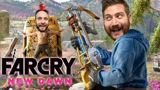 Double Team Work - Far Cry New Dawn Gameplay