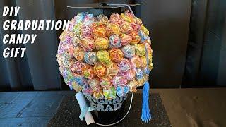DIY Graduation Gift   Graduation Gift Ideas   Graduation Candy Ideas