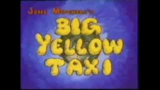 Big Yellow Taxi - Joni Mitchell - Cartoon - Sonny and Cher