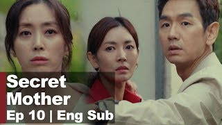 """Song Yoon Ah """"What Are You Two Doing?"""" [Secret Mother Ep 10]"""