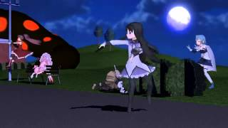 【MMD】Go home Homura, you are drunk!!! (see Info for HD link)
