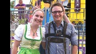 preview picture of video 'Sky Rocker am Grenzlandfest - Unbedingt in HD anschauen!'