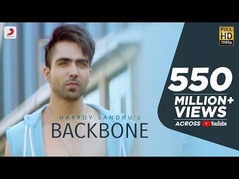 Download Hardy Sandhu - Backbone | Jaani | B Praak | Zenith Sidhu | Latest Romantic Song 2017 HD Video