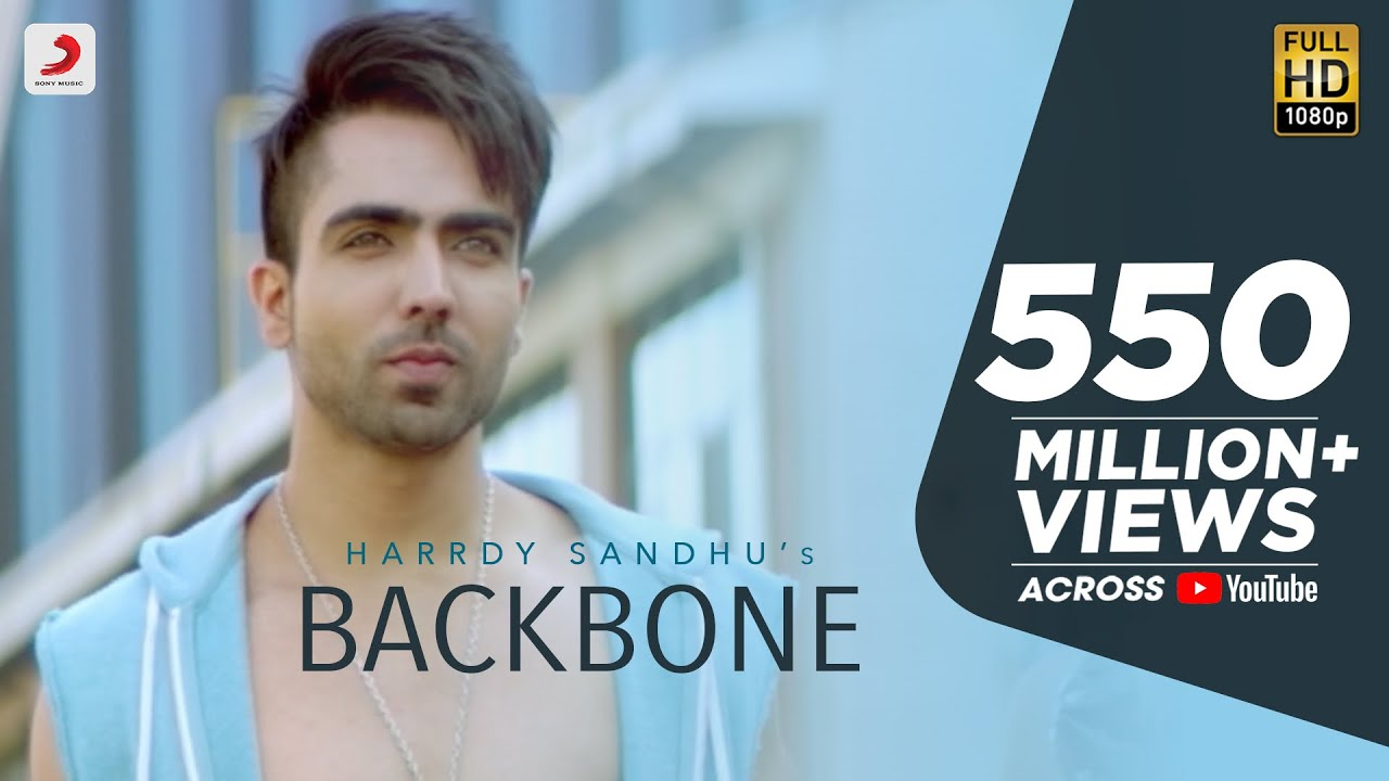 Backbone बैकबोन Hindi lyrics