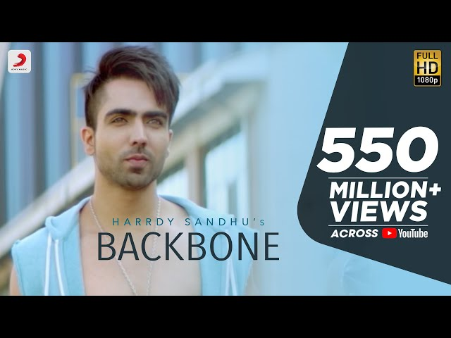 Hardy Sandhu Backbone Full Video Song HD | Jaani | B Praak | Zenith Sidhu