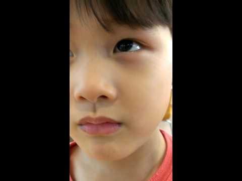 เด็กเกาหลีพูดภาษาไทย
