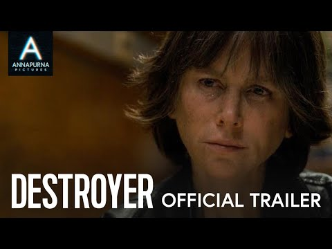 You'll Barely Recognize Nicole Kidman In First Trailer For 'Destroyer'!