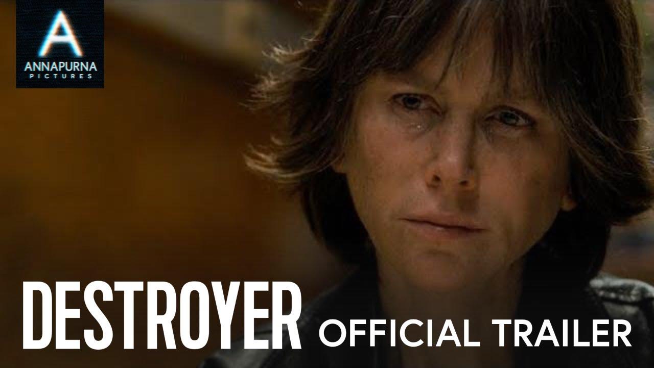 Trailer för Destroyer