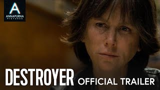 Trailer of Destroyer (2018)