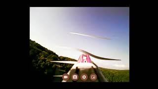 RC Plane Tricks flips and barrel rolls