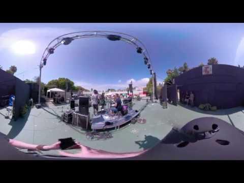 Liverthinio en el Festival Caballa Rock 019/360º...