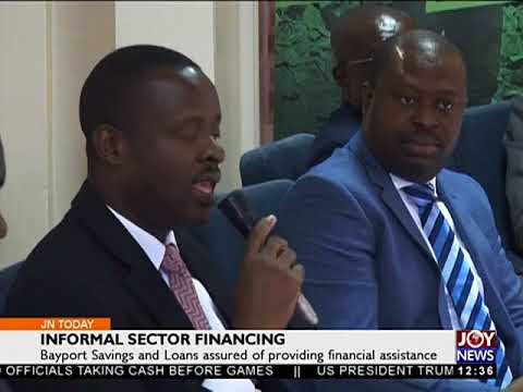 State Institution Restructuring - Joy Business Today (7-6-18)