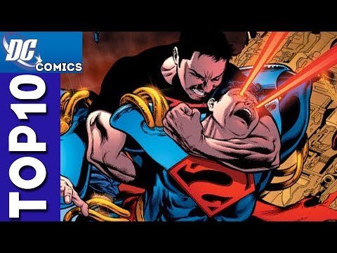 Top 10 Fights From Young Justice