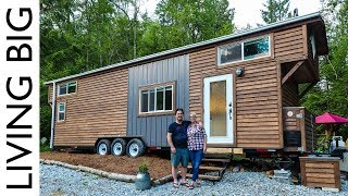 Tiny House Gives Financial Freedom In Expensive City