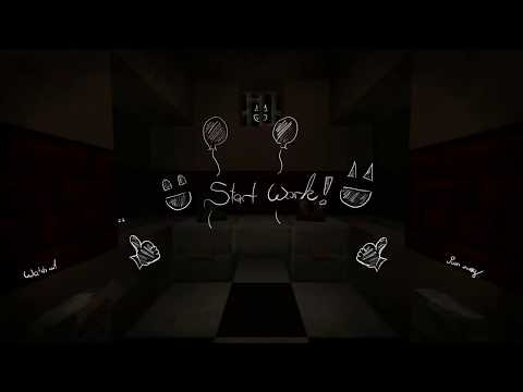 Download Minecraft Fnaf Fan Map Video 3GP Mp4 FLV HD Mp3 Download