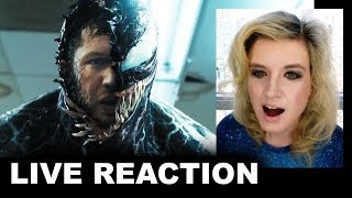 Venom Trailer 2 REACTION
