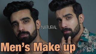 Men's Make Up: Natural | Normal Routine To Wedding Make Up | Easy|Hindi | Indian Skin| TheFormalEdit