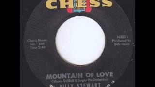 Billy Stewart - Mountain Of Love 1965