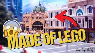 Day Trip to Legoland Discovery Centre, Chadstone (Melbourne)