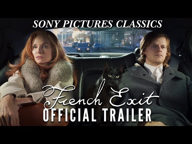 French Exit Trailer