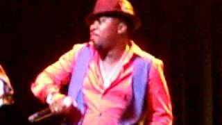 Anthony Hamilton - Medley/ Sista Big Bones/ Soul Power - (Live 11-09-11, Woo Tour, Club Nokia L.A.)