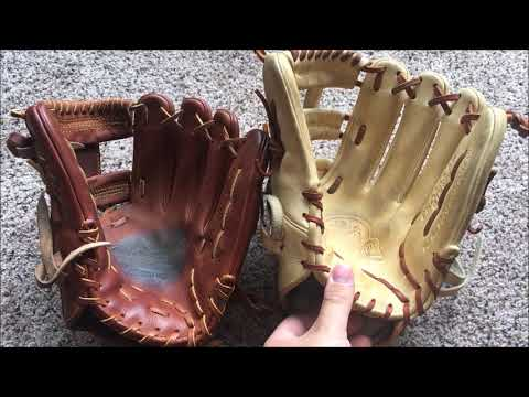 Rawlings Pro Preferred VS. Mizuno Pro Limited Edition!! BEST 2 Gloves You Can BUY?