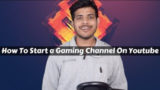 Earn 1 Lakh Per Month By Starting Your Own Gaming Channel.