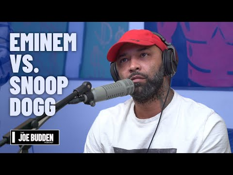 Eminem vs. Snoop Dogg | The Joe Budden Podcast