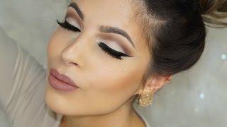 Everyday Neutral Cut Crease Makeup Tutorial 2016