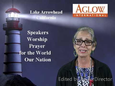 Studio 39 TV: AGLOW President Kathy Glikeg Aglow  Lake Arrowhead