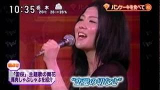 舞花『心』雷桜主題歌