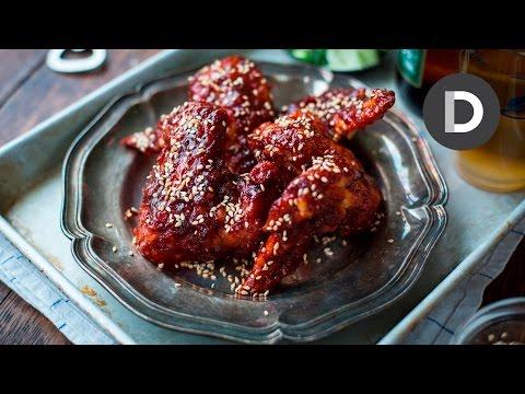 How to make KFC: Korean Fried Chicken!