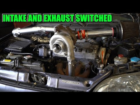 What Happens When You Install a Turbo Backwards?